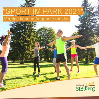 Sport im Park 2021_Vereine können Angebote melden
